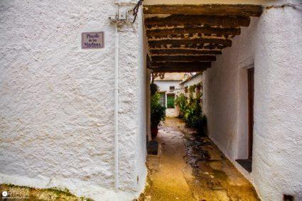 arquitectura pueblo bubion
